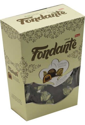 Fondante Caremel Toffee Kutu 300 gr
