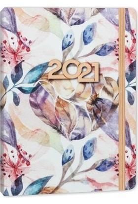 Keskin Color 2021 Juliet Günlük Ajanda