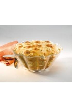 Paşabahçe 59114 Borcam Dilimli Kek Kalıbı 21.50 cm Borcam Kase