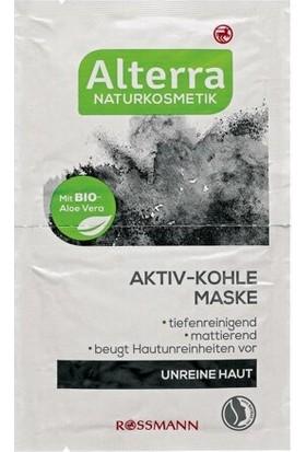 Alterra Aktif Kömür Içeren Maske 15 ml
