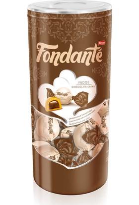 Elvan Fondante Fudge Çikolata Kremalı 400 gr