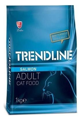 Trendline Somonlu Kedi Maması 1 kg
