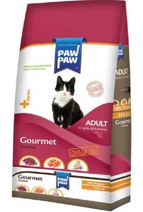 Pawpaw Gurme Kuru Kedi Maması 500 gr