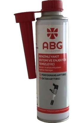 Abg Benzinli Yakıt Sistemi ve Enjektör Temizleyici