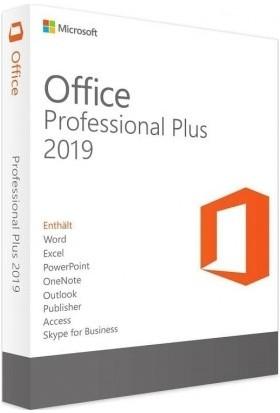 Microsoft Office 2019 Pro Plus Tüm Dillerde Süresiz Dijital Lisans