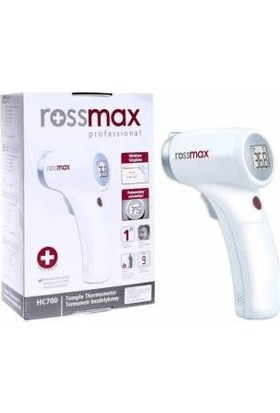 Rossmax HC-700 Temassız Ateş Ölçer