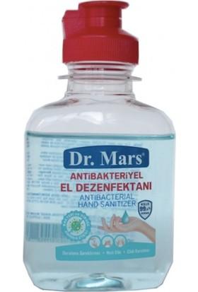 Dr. Mars 100 ml 3 Adet Aloe Veralı Antibakteriyel Alkollü El Dezenfektanı