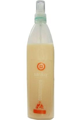 Sarıkız Boyalı Saçlar için Çift Fazlı Fön Suyu Spreyi 400 ml