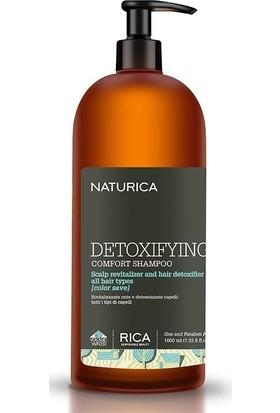 Rıca Naturica Deoxifying Comfort Canlandırıcı Şampuan 1000 ml