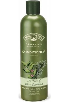 Natures Gate Nature's Gate Organics Tea Tree & Blue Cypress Conditioner 354ML
