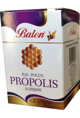 Balen Bal ,polen,propolis Karışımı 230 G x 3lü