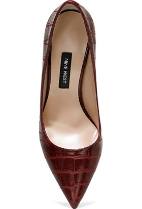 Nine West Sunde2 Bordo Kadın Gova Ayakkabı
