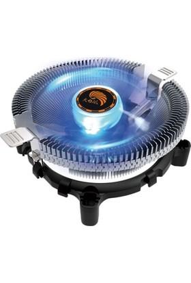 Versatile Poseidon Intel 1150 1151 1155 1156 Işlemci Fanı Cpu Soğutucu