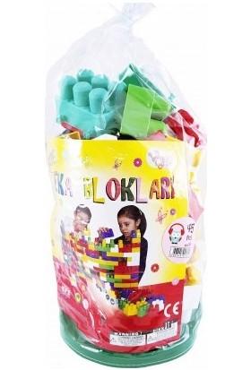 Efe Eğitici Zeka Blokları 160 Parça Oyuncak