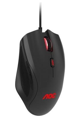 Aoc GM200 Rgb Optik Gaming Mouse