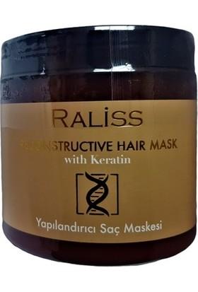 Raliss Keratin Yapılandırıcı Saç Maskesi
