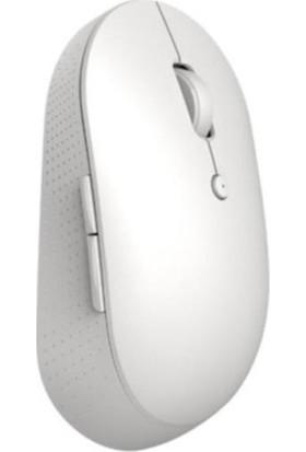 Xiaomi Mi Çift Modlu Kablosuz Bluetooth Mouse (Beyaz) HLK4040GL