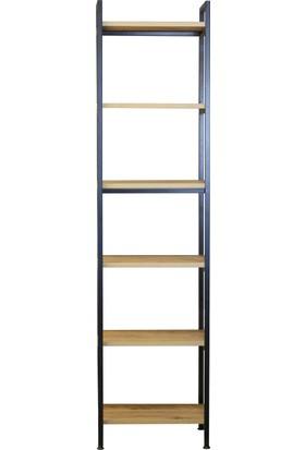 Pine Metal Kitaplık