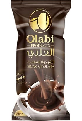 Olabi Sıcak Çikolata 18 gr x 24
