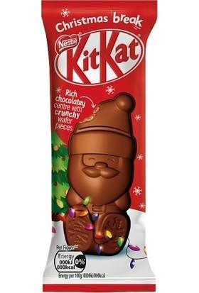 Nestle Kitkat Noel Baba Figürü Sütlü Çikolata 29 gr