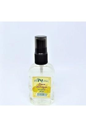 IRMAK 4 Adet - Limon Kolonyası - 50 ml - 80 Derece - 4X50ML