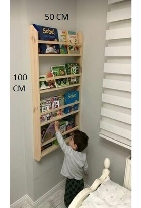 Elisra Montessori Kitaplık