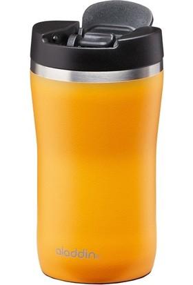 Aladdin Cafe Thermavac Leak-Lock ™ Paslanmaz Çelik Kupa 0,25 Lt Sarı