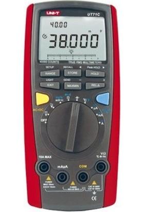 Uni-T UT71C Akıllı Tip Dijital Multimetre