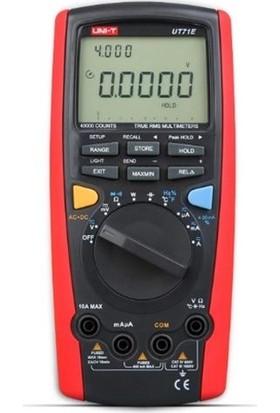 Uni-T UT71E Akıllı Tip Dijital Multimetre