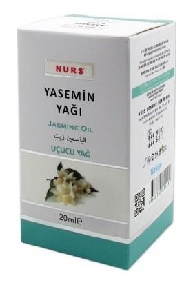 Nurs Yasemin Yağı 20 ml