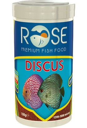 Discus 250 ml Akvaryum Balık Yemi