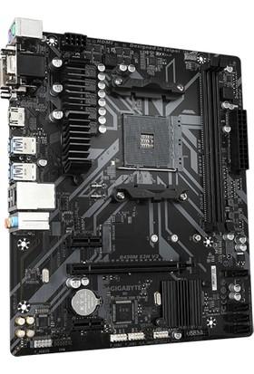 Gigabyte B450M S2H V2 AMD B450 DDR4 3600MHz ATX Anakart