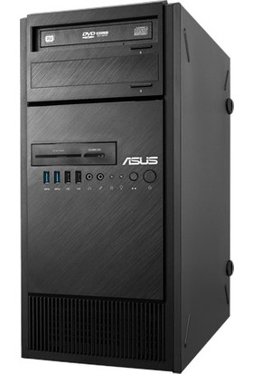 Asus ESC500-G4 Intel Xeon 1245V6 16GB 1TB + 256GB SSD GTX 1070 Windows 10 Home Masaüstü Bilgisayar