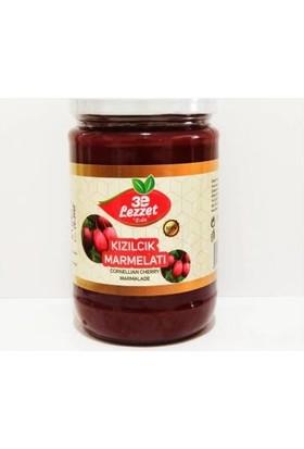 3e Lezzet Gıda Kızılcık Marmelatı 800 gr