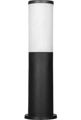 Zita Kule Uzun Bahçe Aydınlatma Armatür-Siyah