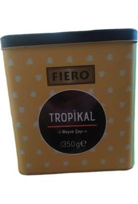 Fiero Tropik Çay Teneke 350 gr