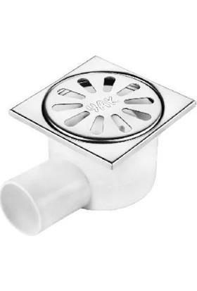 Yak Yer Sifonu (15X15) Plastik Taslı 101019035