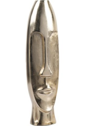 Porio Altın Buda Vazo 15X11X44CM