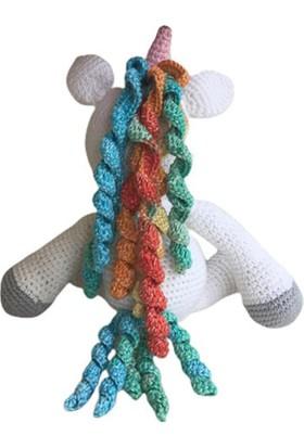 Ilmek Bebek Amigurumi El Örgüsü Oyuncak Unicorn 2