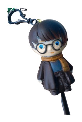 Ema Harry Potter Squishy Jel Mürekkep Kalem 18 cm