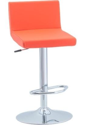 Bintaş Mobilya Laser Deri Bar Sandalye