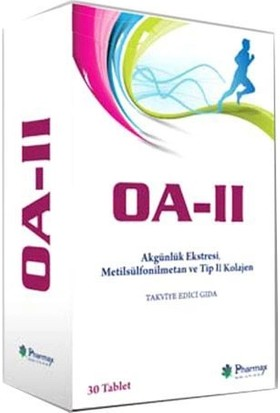 Pharmax Oa-II 30'lu Tablet