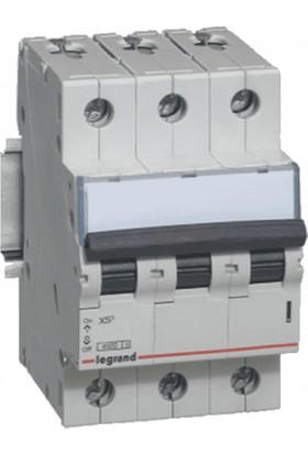 Legrand Trifaze 3X10A B Tipi Otomatik Sigorta 4,5ka 403216