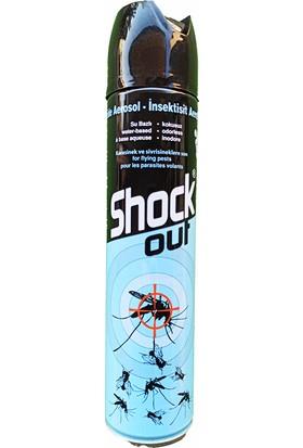Shock Out Sinek Öldürücü Kullanıma Hazır 300 ml