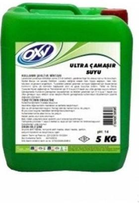 Oxy Ultra Hijyenik Çamaşır Suyu Kıvamlı 5 kg