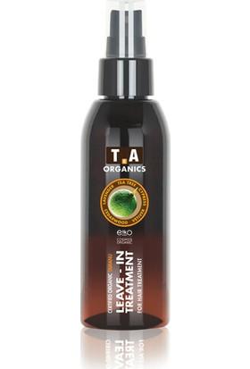Tca Organics Durulanmayan Saç Kremi 125 ml