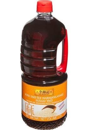 Lee Kum Kee Soya ile Harmanlanmış Susam Yağı 1,75 Lt