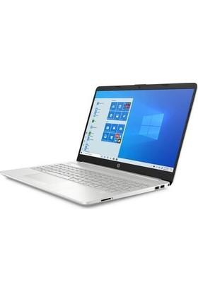 """HP 15-DW1010NT Intel Core i5 10210U 8GB 256GB SSD Windows 10 Home 15.6"""" Taşınabilir Bilgisayar 2A9J2EA"""