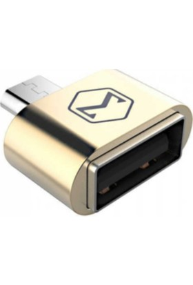 Mcdodo Micro USB To USB 2.0 Çevirici Otg Adaptör - OT-0972