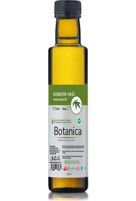 Botanica Kenevir Tohumu Yağı %100 Saf Kendir Tohumu Yağı 250ML